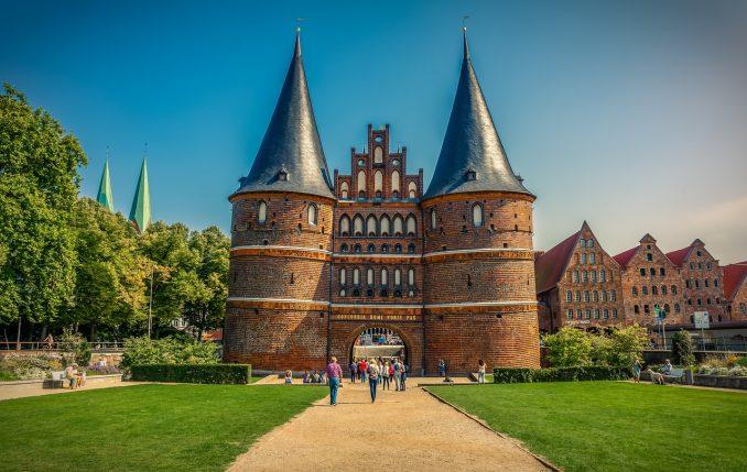 Holstenpoort Lübeck